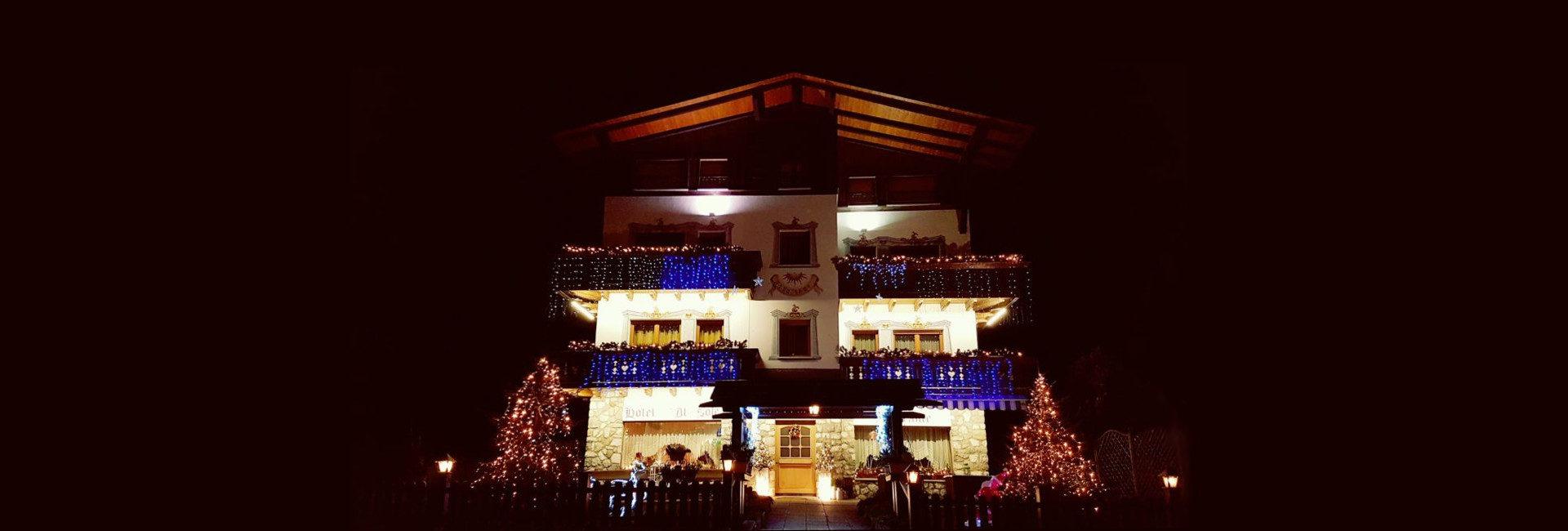 Hotel Al Sole Auronzo Natale